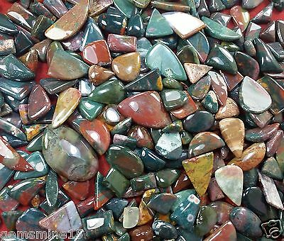3375 CT Blood Stone 100% Natural Awesome Quality Wholesale Lot Gemstone W1189