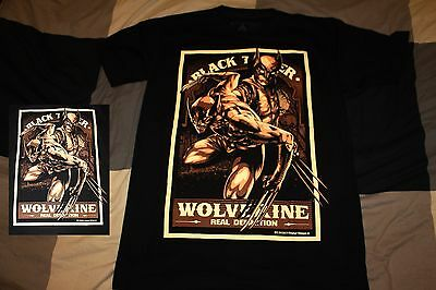 T-shirt Wolverine taille L