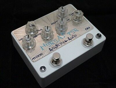 ANARCHY AUDIO - Hereafter Dual Mode Delay Chorus Vibrato Pedal AUSSIE MADE!!