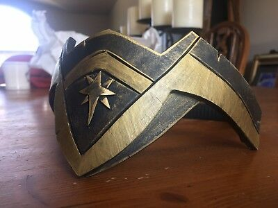 Wonder Woman Tiara FANMADE