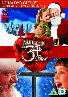 Miracle on 34th Street [1947] / Miracle on 34th Street [1994] Double Pack (DVD)