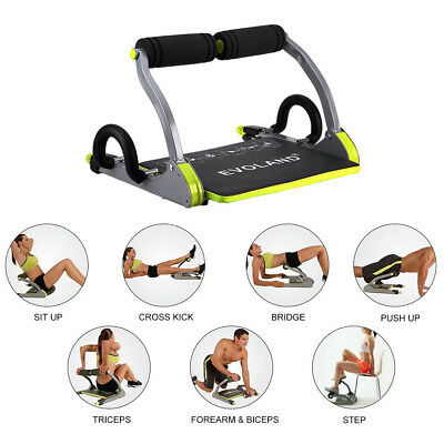 Smart Core AB Fitness Machine Body Exercise Equipment Workout Train Home Gym UK