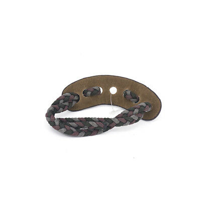 Braided Bow Sling for Compound Bow Paracord Bow Wrist Sling Strap