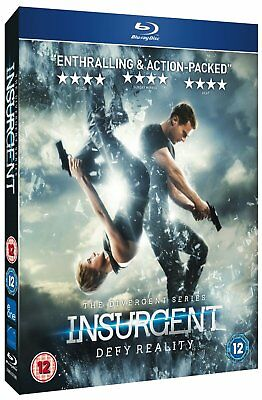 Insurgent (2D Only) (Blu-ray)