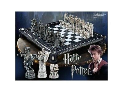 Scacchi Scacchiera Harry Potter The Final Challenge Chess Set Noble Collection