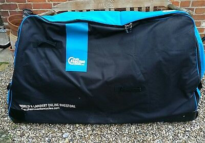 Chain Reaction Cycles Pro Bike Bag