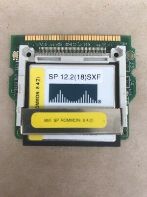 Cisco 73-10224-05 68-2659-02 Compact Flash Boot Flash Adapter Engine +512MB CARD