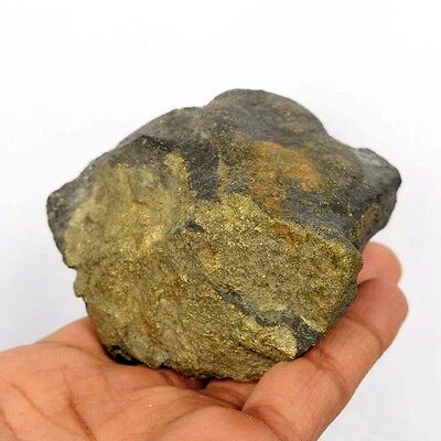 EGL Certified 2416 Ct. 100% Natural Pyrite Rough Loose Gem Free Shipping  B-5119