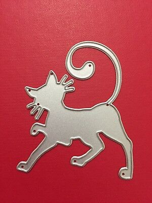 NEW• CAT WALK DIE To Use With Sizzix or Cuttlebug