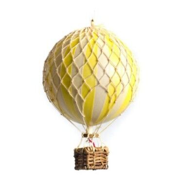 Small hot air balloon 8.5cm