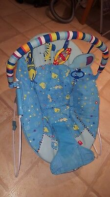 Baby bouncer chair  bright starts