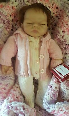 "Tiny Miracle Emmy Ashton Drake Real Touch 10"" Inch Doll Newborn"