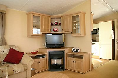 luxary 6 berth static hoilday home in 5* hoilday camp in poole to rent