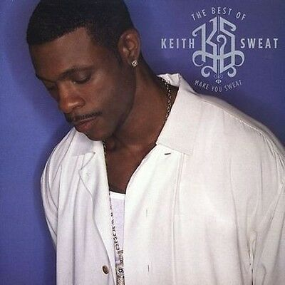 Keith Sweat - The Very Best Of - Greatest Hits Collection Cd New