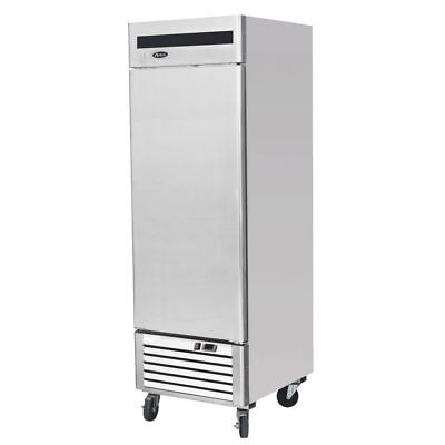 Armoire positive 1 porte inox GN2/1 - 610 Litres Atosa Catering Equipement