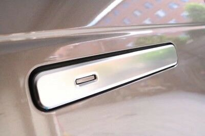 Stainless Car Door Handle Cover Trim For Land Rover Range Rover Velar 2017 2018