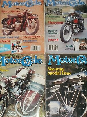 The Classic Motorcycle Magazines 1992/93