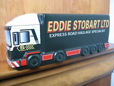 Rare Wade Eddie Stobart Truck Money Box Le (Boxed)