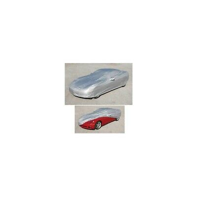Corvette Z06 Car Cover, CoverKing Silverguard™, With C6 Logo, 2006-2013