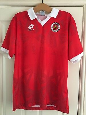 Lotto 1994 Malta National Football shirt