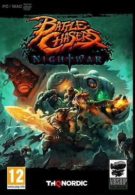 Battle Chasers: Nightwar - Pc Brand New Free Delivery
