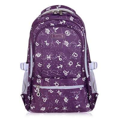 US Casual Travel SchoolBag College Students Backpack Daypack for Teenage Girls