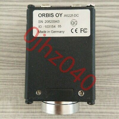 1PC Used BASLER ORBIS OY A622f-DC Industrial CCD Camera