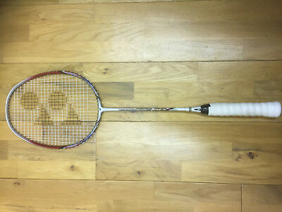 Yonex Nanoray 60 rackets x 3 (new strings @ 26lb)