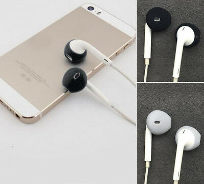 Iphone EarPods AirPods Replace Silicone Tips Earphones For Wireless Bluetooth