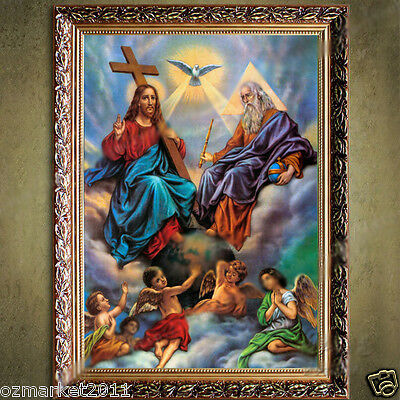Catholic Church Portrait Jesus Christian Blessed Artwork High-Grade Decoration