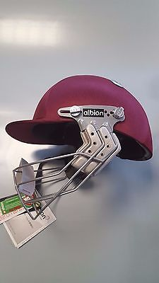 Albion Ultimate Classic Cricket Helmet