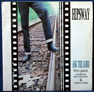 """Hipsway – Ask The Lord - 7"""" VINILE DOPPIO"""