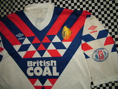 Umbro Great Britain Rugby League Shirt Large lions england union vintage jersey