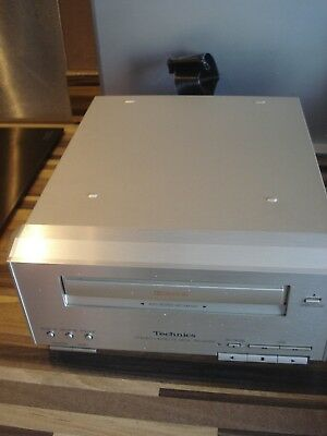 Technics Cassette Player Rs-Hd350,seperates Stacking Hi-Fi/stereo, Fully Working