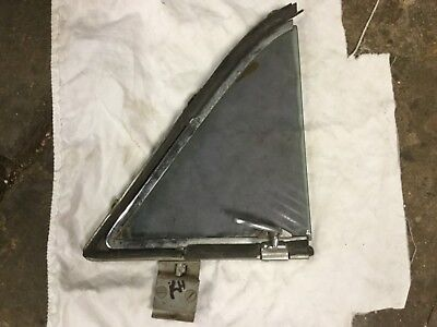 FJ Holden right hand quarter vent window