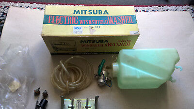 Kit Complet Ancien Lave Glace Electric Subaru Mitsuba Ew-3T1  Windshield Washer