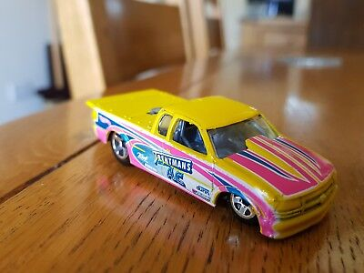 Hotwheels Chevy S10 Pro Stock Pick up
