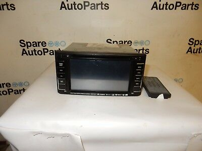 Almani Car Radio Cd Dvd Player ,bluetooth With Remote , And Sd Card Slot