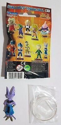 Dragon Ball Super Udm Bills Beerus Collectable Figure New Nuevo Bandai
