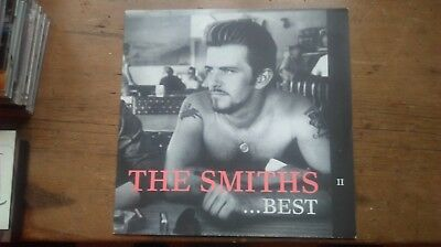 THE SMITHS ...Best II - Original German LP - MORRISSEY Johnny Marr Two 2 NM Rare