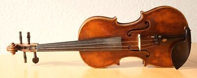 "Very old labelled Vintage violin ""Matteo Goffriller"" fiddle 小提琴 ヴァイオリン Geige"