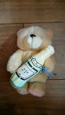 FOREVER FRIENDS TEDDY BEAR 21ST ANDREW BROWNSWORD Gift  SOFT TOY PLUSH