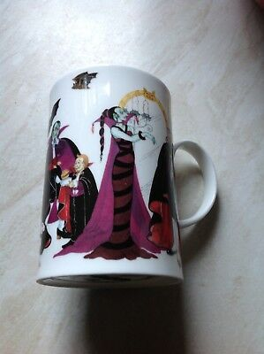 Dunoon Halloween Bone China mug.
