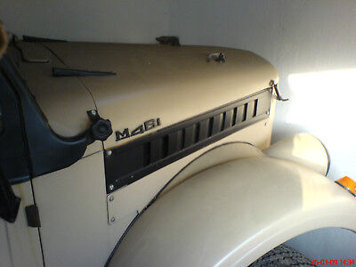 1969 Other Makes G80 Jeep ARO 461 with heating