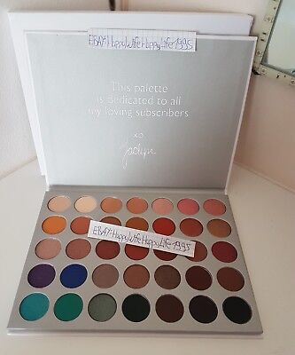 Original Morphe The Jaclyn Hill Palette Lidschatten Eyeshadow Must Have Sold Out