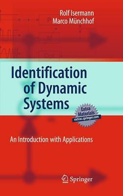 Identification of Dynamical Systems Rolf Isermann