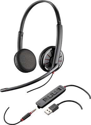 204446-02 Blackwire 325.1 Stereo Headset
