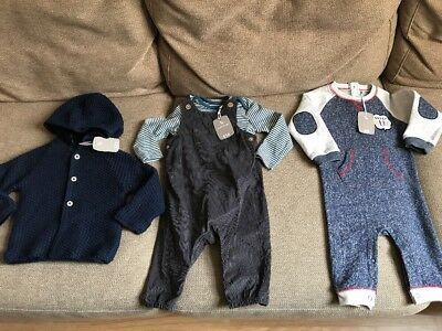 6-9 Months Baby Boys Bundle Clothes New With Tags Tu