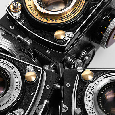Flash jack Decorative nail for Rolleiflex、Rolleicord