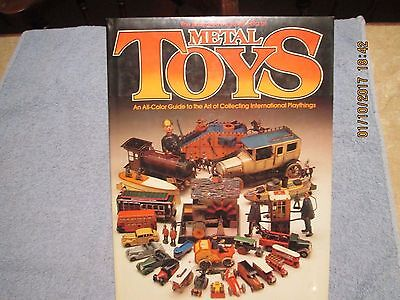 The Illustrated Encyclopedia Of Metal Toys